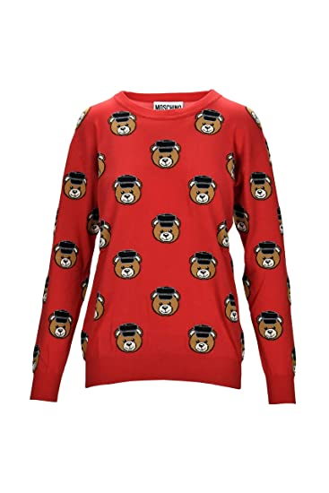 uk availability 65805 d7b1a Moschino Couture! DT0923-S: Amazon.it: Abbigliamento