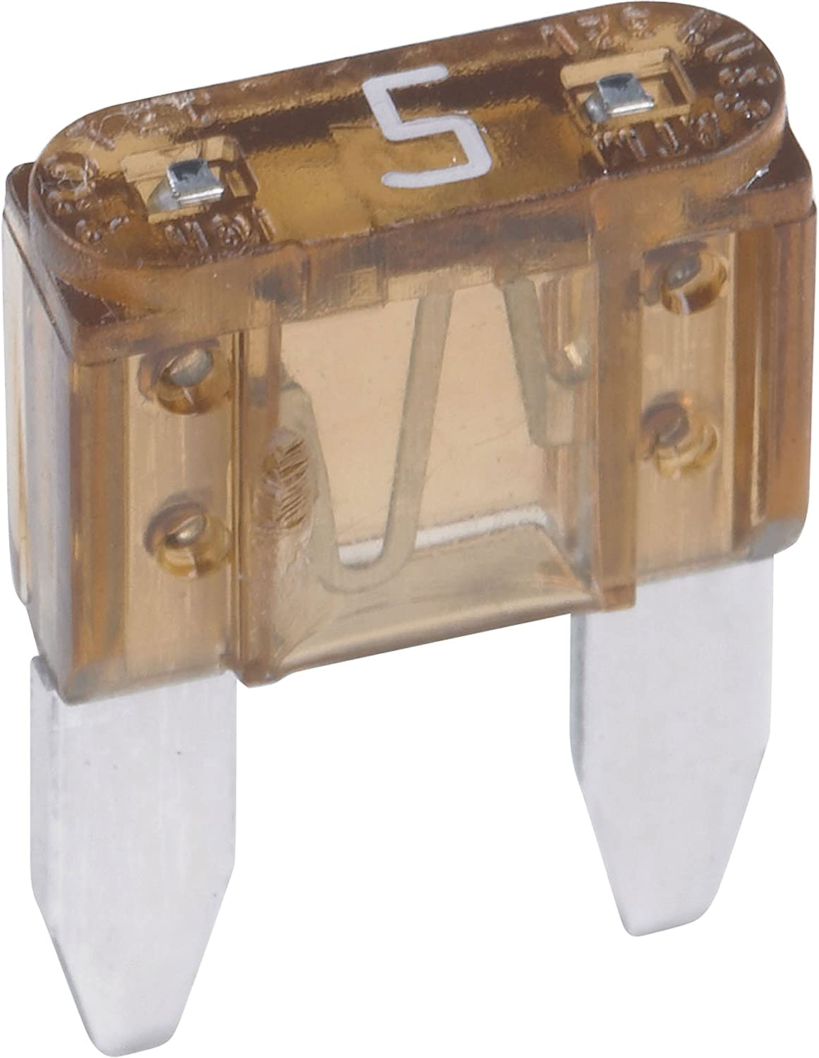 Cooper Bussman ATM-7.5 Automotive ATM Brown Mini Blade Fuses 7.5-Amp 25PK