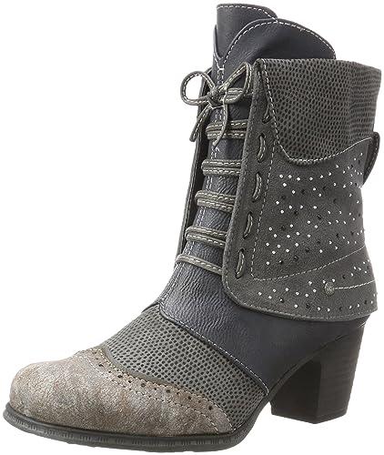 Womens 1229-505-820 Boots, Blau (820 Navy) Mustang