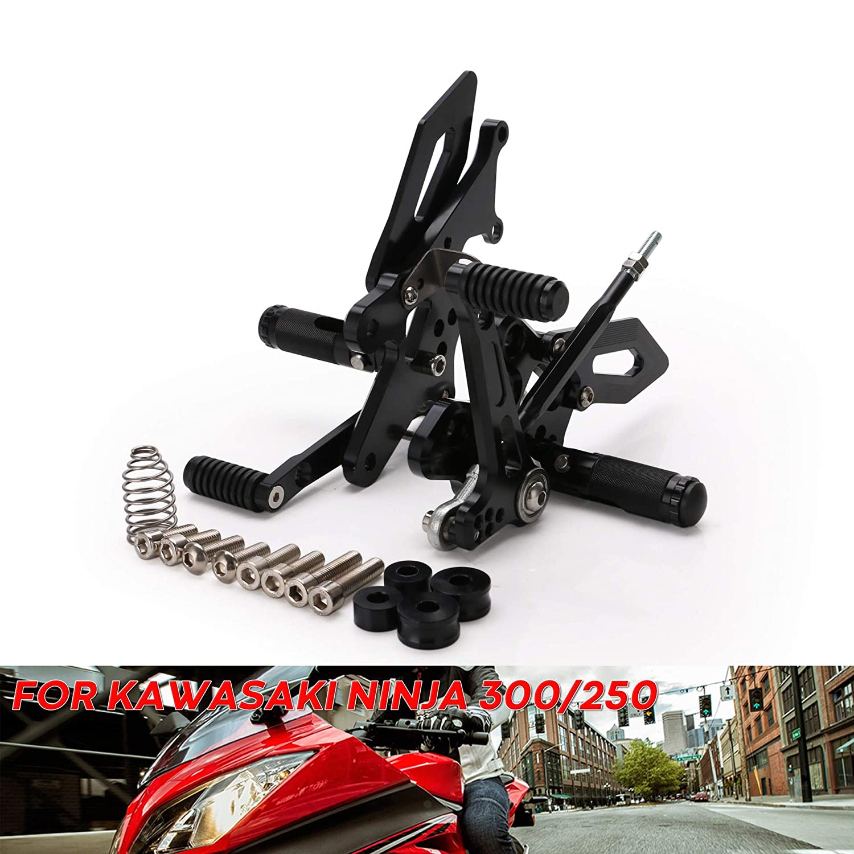 Bin Zhang - Almohadilla de pie para motocicleta ajustable ...