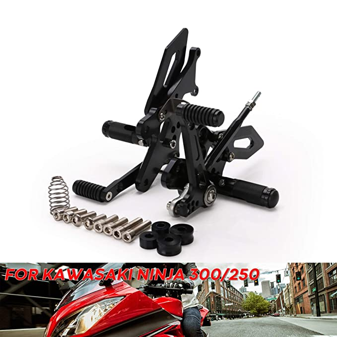 Xiang Ye - Almohadilla de pie para motocicleta ajustable ...