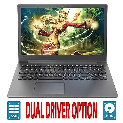 Lenovo 15 6 Inch Thin and Light Customize Laptop AMD A6 A9 Processor Upto  4GB/8GB/16GB DDR4 500GB/1TB/2TB HDD 128GB/256GB/512GB/1TB SSD Bluetooth  HDMI