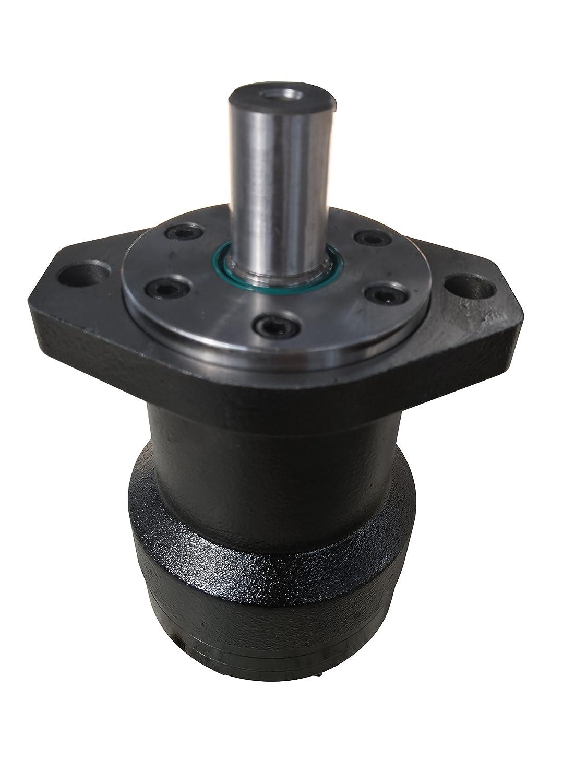 Hydraulischer Motor Ersatz für Danfoss OMR Series 50cc, 2-bolt Befestigungsflansch, G1/2NPT Ports Schaft 25mm, tg02017 Fei Yue