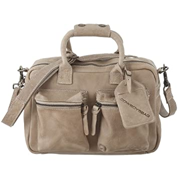 eafc6d11454 COWBOYSBAG The Little Bag - beige: Amazon.co.uk: Luggage