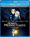 Howl's Moving Castle (Bluray/DVD Combo) [Blu-ray]