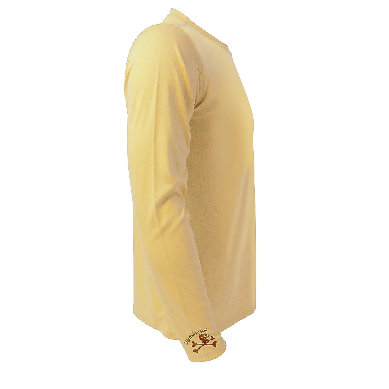 大人女性の Rattlin Jack SHIRT メンズ 3L B07452QKTD Brown 3L|Brown on Yellow Jack Brown on Yellow 3L, CANDAY:7235294f --- arianechie.dominiotemporario.com