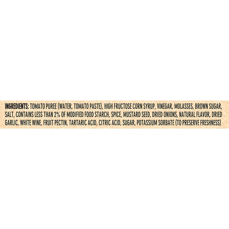 Bulls Eye Memphis BBQ Sauce 510g Amazon Lebensmittel & Getränke