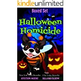 Halloween Homicide : Cozy Mystery Boxed Set