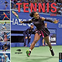 Tennis 2019 Wall Calendar: The Official U.S. Open Calendar