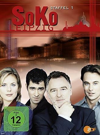 Soko Leipzig Staffel 1 3 Dvds Amazonde Andreas Schmidt