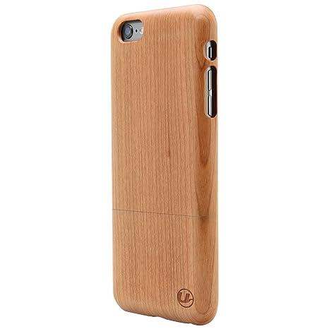 custodia iphone 6 plus legno