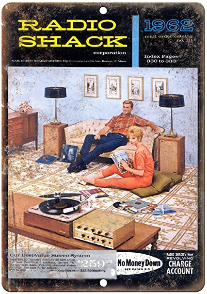 Amazon com: Radio Shack 1962 Audio Video Catalog Allied 10