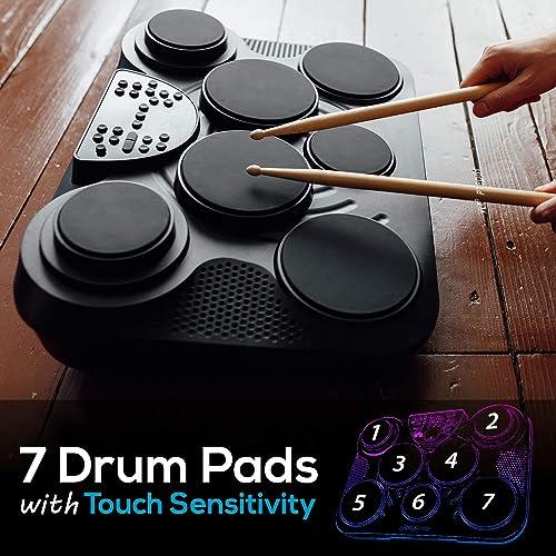 7 Drums Pad