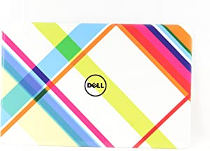 "Genuine Dell Inspiron 14R N4110 14"" Switchable LCD Back Cover Plaid Design 1XTMF 01XTMF CN-01XTMF"