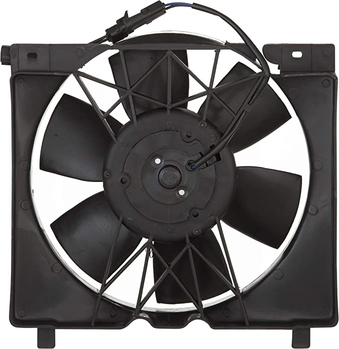Spectra Premium CF13007 Engine Cooling Fan Assembly