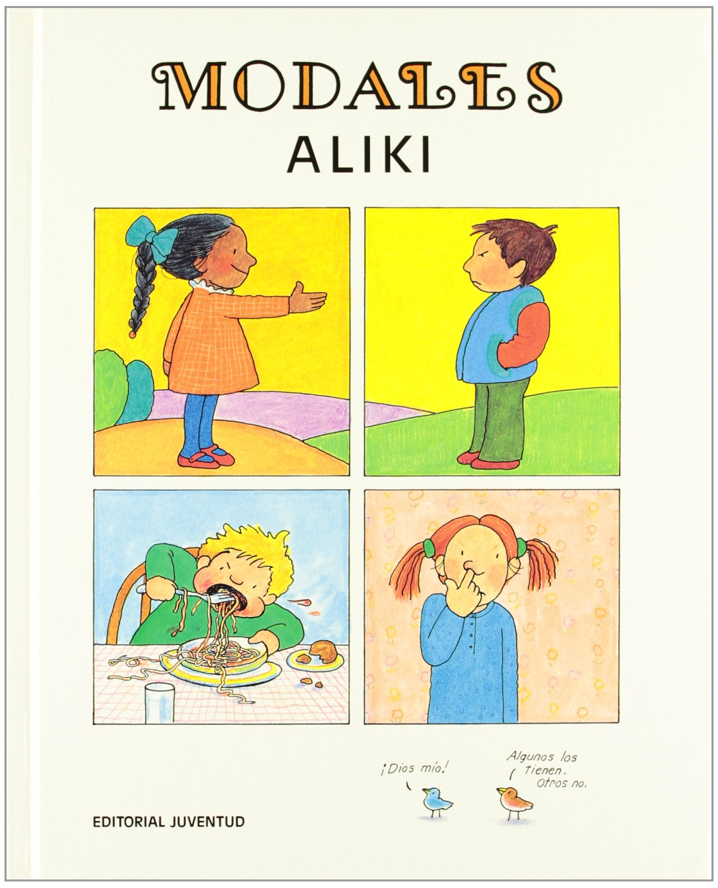 Modales / Manners (Spanish Edition) PDF