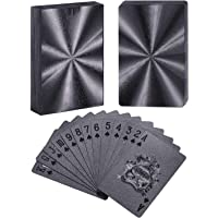 Luxury Playing Cards 100% Waterproof Flexible Plastic 52+2 Poker