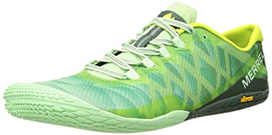 bd9745f1d4b6 Merrell Women s s Vapor Glove 3 Trail Runner  Amazon.co.uk  Shoes   Bags