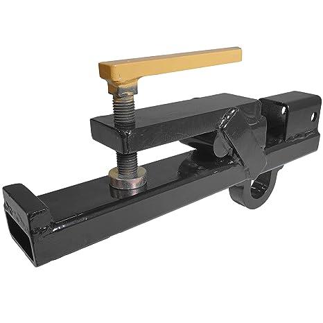Amazon.com: Abrazadera de tractor Cuchara Tenedores receptor ...