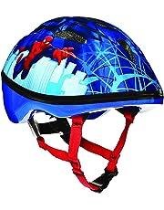 Bell Casco para Andar en Bicicleta del Hombre Araña, para niños