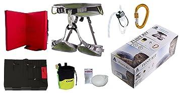 Klettergurt Camp : Kletter set lacd bouldermatte spotmaster camp klettergurt größe