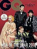 GQ JAPAN(ジーキュージャパン) 2019年1・2月合併号