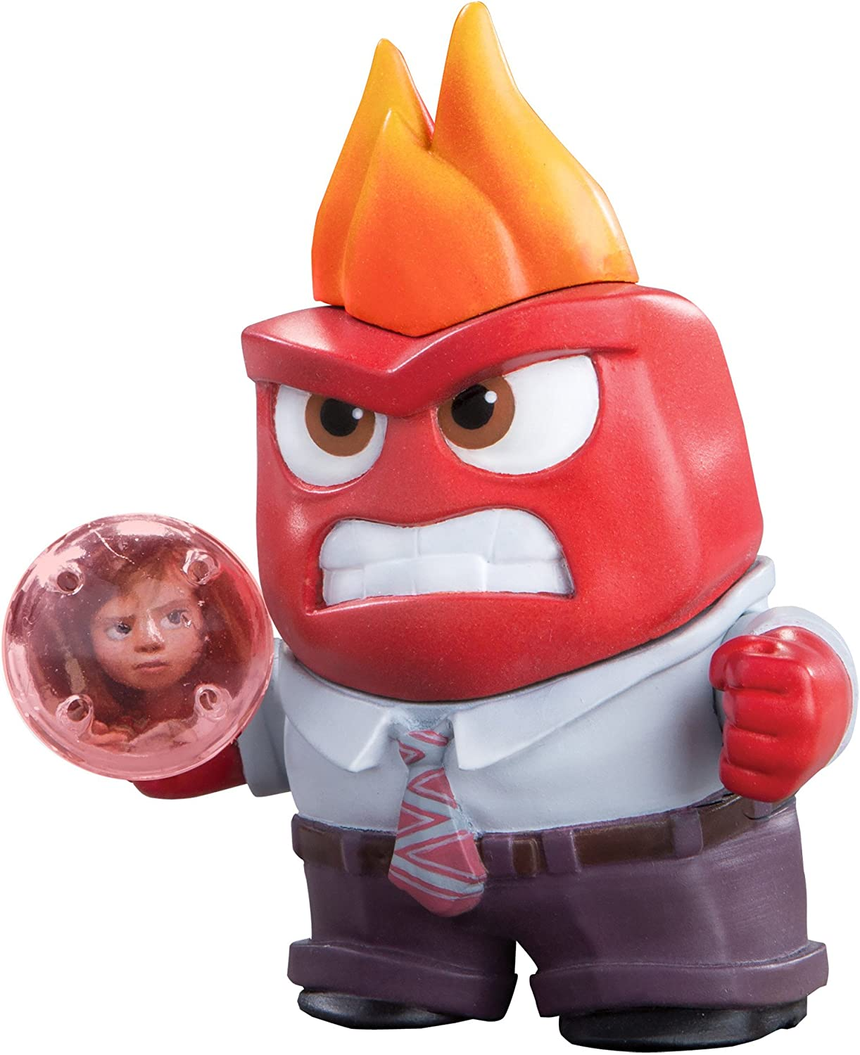 Amazon Com Inside Out Small Figure Anger Toys Games