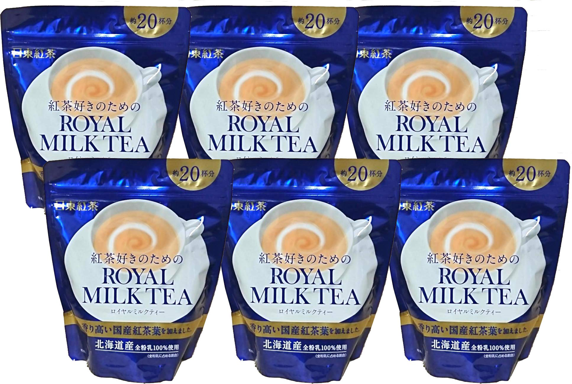 Nitto Royal Milk Tea 9.87oz (280g) (6 Pack) by Nitto