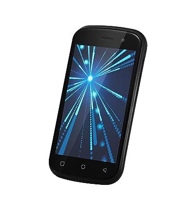 Swipe Konnect Neo 4G (Black, 4 GB) (512 MB RAM) Smartphones at amazon