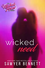 Wicked Need (Wicked Horse Book 3) Kindle Edition