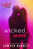 Wicked Need (Wicked Horse Book 3) (English Edition)