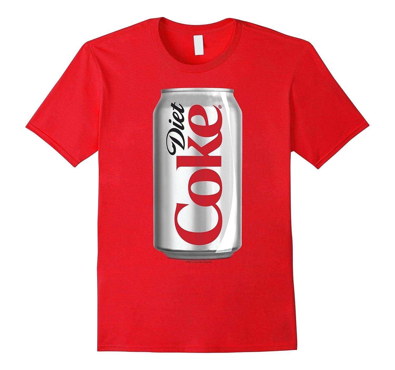 Coca-Cola Diet Coke Can Graphic T-Shirt-T-Shirt