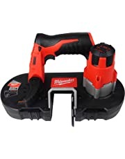 Milwaukee 2429-20 M12™ Cordless Sub-Compact Band Saw Tool Only