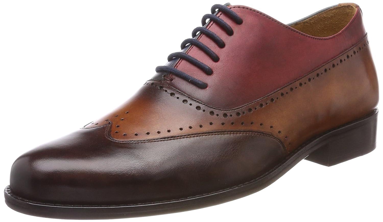 Sinnfonie Swing, Zapatos de Cordones Oxford para Hombre