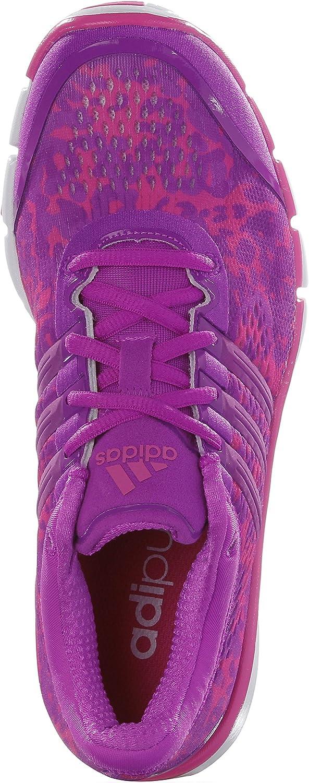 adidas Adipure 360.2 Women's Chaussure De Course à Pied - SS15 violett/neonpink