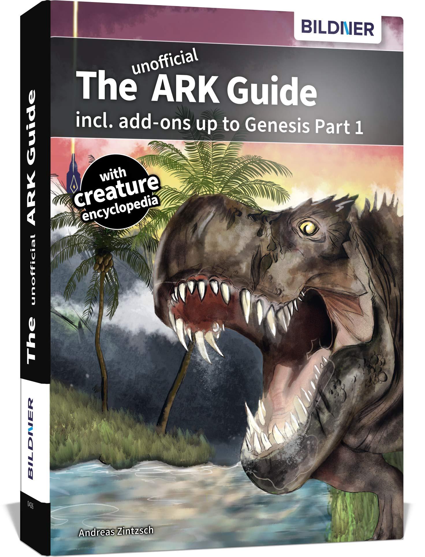 Ark ジェネシス 恐竜