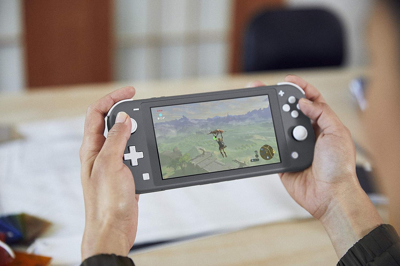 Mua Nintendo Switch Lite - Gray trên Amazon Mỹ - Danh mục Bảng điều Khiển -  LuxStore.Com