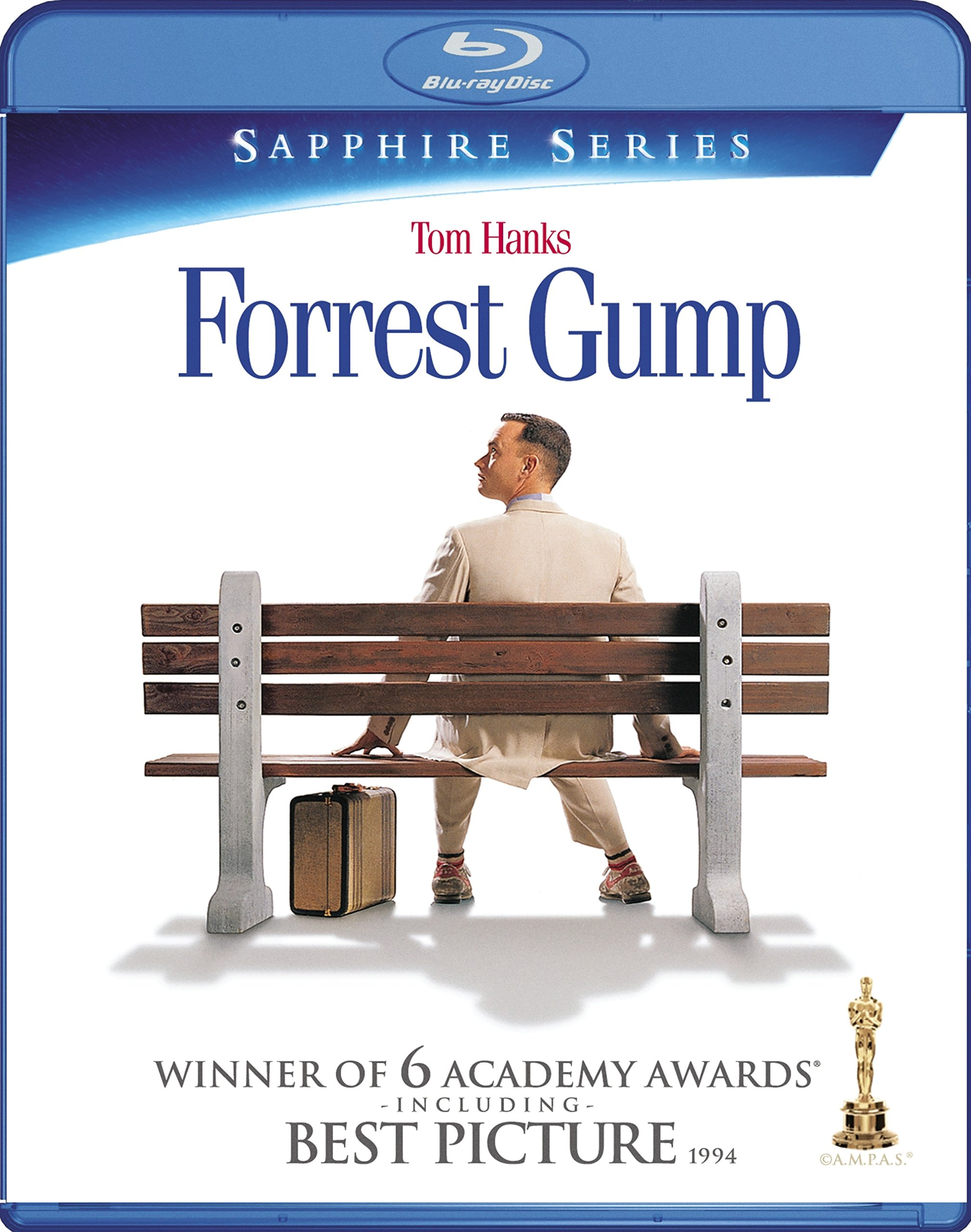 Blu-ray : Forrest Gump (Blu-ray)