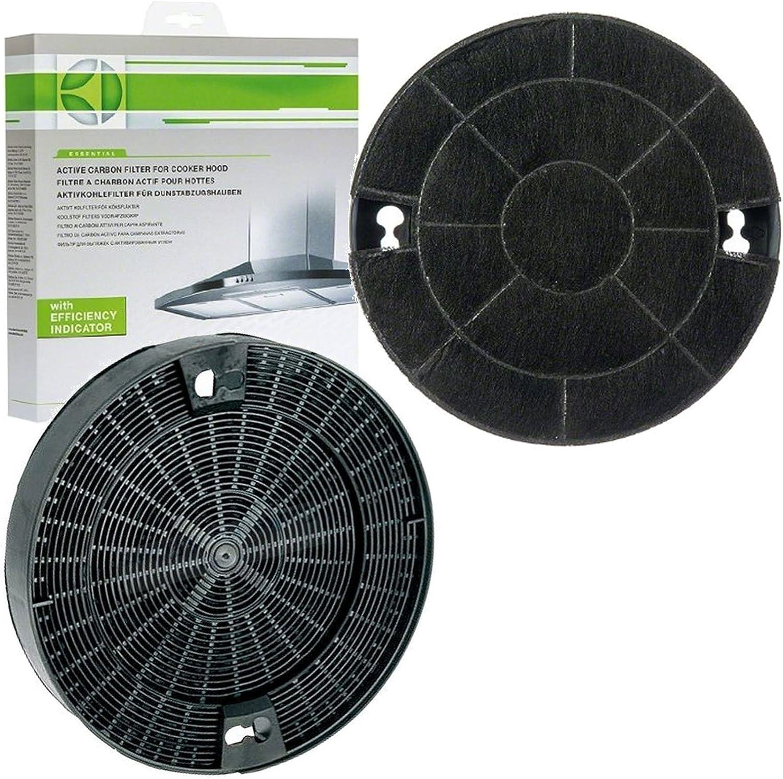 Tipo de IKEA arranview 29 para campana de cocina Filtro de carbón de leña (190 mm x 35 mm) para: Amazon.es: Hogar