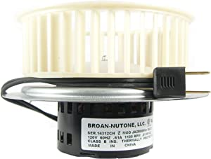 NuTone 0695B000 Motor Assembly for QT80 Series Fans