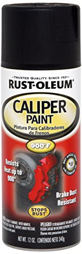 Rust-Oleum 251592 Specialty Rust Preventive Caliper Spray Paint