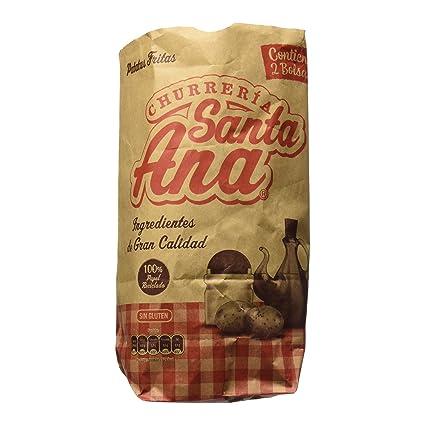 Churrería Santa Ana Patatas Fritas con Sal - 270 g