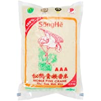 SongHe Thai Fragrant Rice, 2.5kg