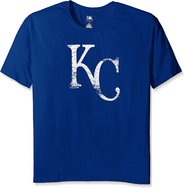Profile Big /& Tall MLB Womens Team Short Sleeved Women Screen T-Shirt