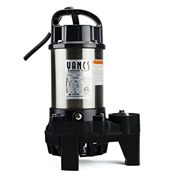 Charming Aquascape 29495 Tsurumi 8PN Submersible Pump For Ponds, Skimmer Filters,  And Pondless Waterfalls,