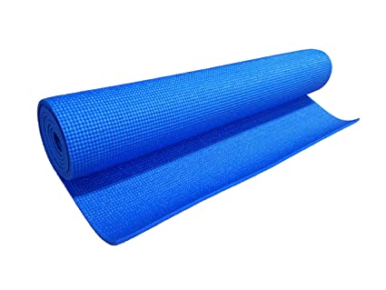 Buy Silver s Yoga Mat Online at Low Prices in India - Amazon.in a8a35155a