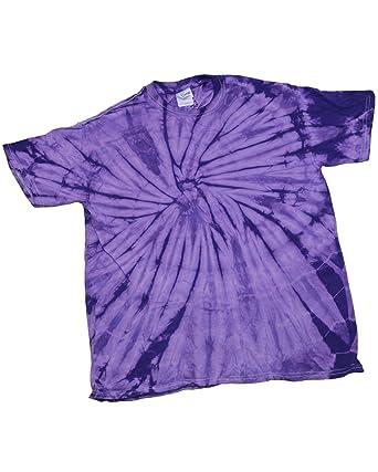 Rowfers Tie-Dye Rainbow Unisex T-Shirt