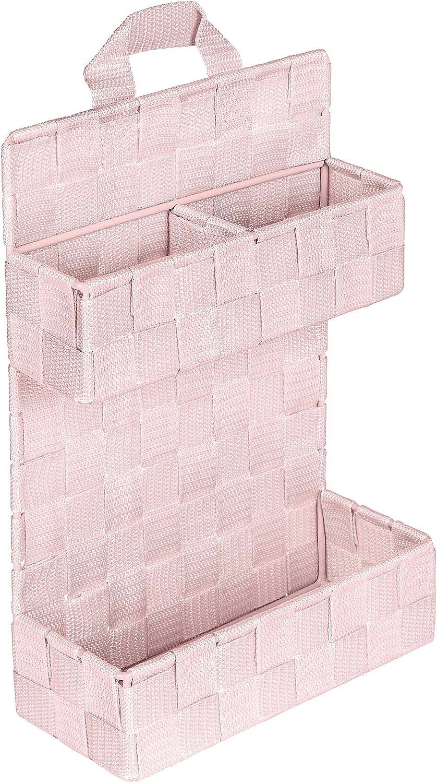 Wenko 22579100 Adria mini Organiseur avec 2 niveaux PP Menthe 21 x 9 x 32 cm