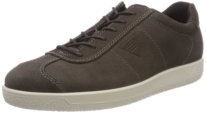 Ecco Soft 1 Men's, Zapatillas para Hombre 42 EU|Marrón (Licorice 2507)