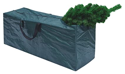 benefitusa heavy duty artificial christmas tree storage bag for clean up holiday up to 8